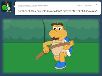 Ask Koops - How's old Koopley doing? by DanMat6288