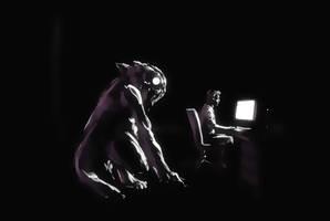 DarkStalker by Namh
