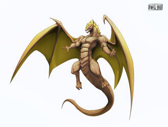 Dragon Vesden by Namh