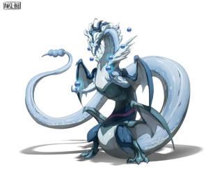 Dragon Imanol by Namh