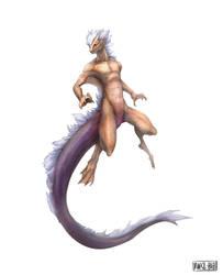 Dragon Iyatunde by Namh