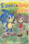 Sonic - AmyRose by PriscillaHavenaar