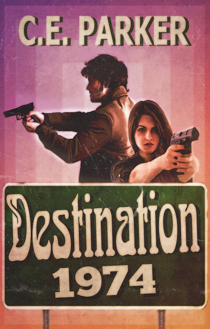 Destination 1974 Book Cover by peblezQ