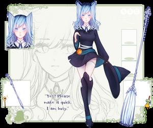 Magica - Xiyru by KUREiiRO