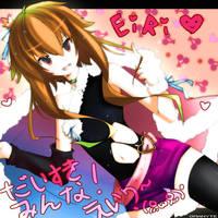 Idol-sama Eiri by Little-Master-Mio