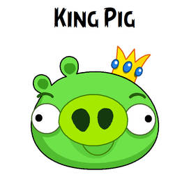 King Pig by BandiTex