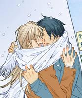 Koisuru Boukun - Coloring Book Page by Aelle-Volu