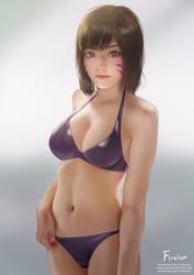 Bikini Dva by Firolian