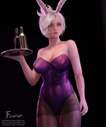Bunny Riven by Firolian