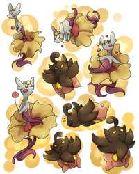 PKMNation: Levels for Plant Things by garbagekeeper