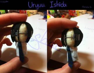 Ishida Uryuu Charm by Shaneroma