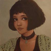 Mathilda by viktorow