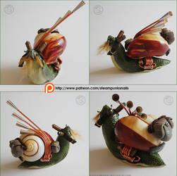 : biker snail : by BastardPrince
