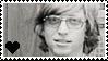 Bill Gates - I love Bill Stamp by Amai-Awa