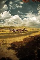 pacuan kuda III by Aerobozt