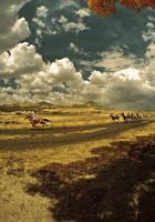 pacuan kuda IV by Aerobozt