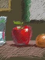 SCRIBBLE ART by devchitap