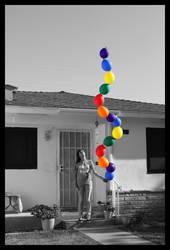 Balloons by BioshockMari