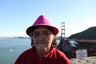 Grandmother by BioshockMari