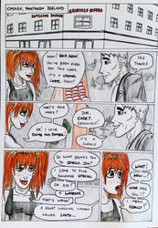 Kate Five vs Symbiote comic Page 146 by cyberkitten01
