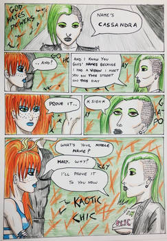 Kate Five vs Symbiote comic Page 161 by cyberkitten01