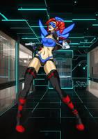 Ionic Angel by Suppa Rider by cyberkitten01