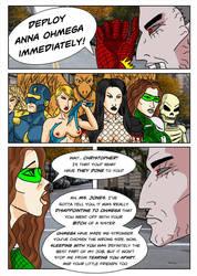 Kate Five vs Symbiote comic Page 189 by cyberkitten01