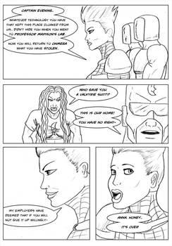 Kate Five vs Symbiote comic Page 271 by cyberkitten01