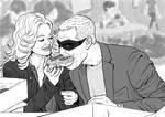 Super Bachelor - Max and Terry Tornado by cyberkitten01