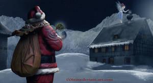 Santa`s helper by HILIF