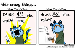 This Crazy Thing - Vodka by Songficcer