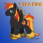 MLP OC Star Fire by Songficcer