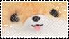 Pom Plush Stamp by RaiynClowd