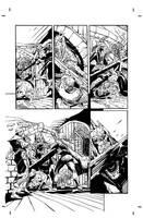 Solomon Kane by MGuevara