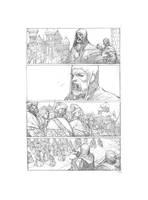 Nevsky graphic novel by MGuevara