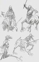 Demonios by MGuevara