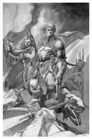 John carter by MGuevara