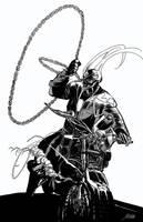 Ghostryder by MGuevara