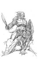 Thor by MGuevara