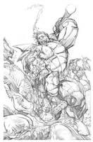 Hulk by MGuevara