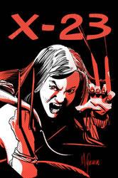 X-23 by MGuevara