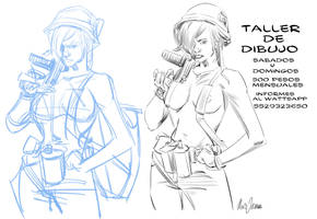Taller de Dibujo by MGuevara