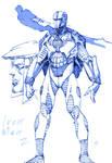 IronMan by MGuevara