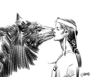 Wolf by MGuevara