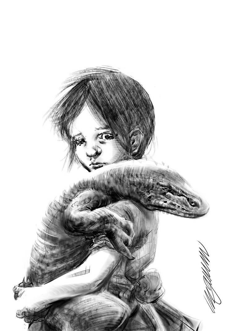 Child by MGuevara