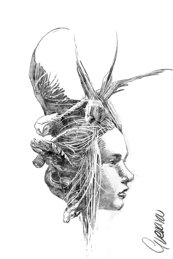 Mucha by MGuevara