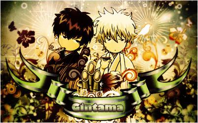 Gintama by juanbomb