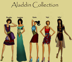Aladdin Collection by TheWhiteSwan