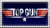 Top Gun Stamp by Miss-HyperShadow