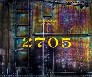 Rusy Train by blepfo